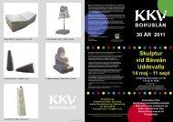 Broschyr om utställningen - Uddevalla kommun