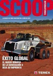 ÉXITO GLOBAL - Terex Corporation