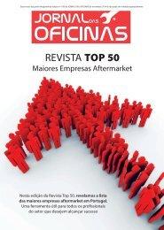2014 - Revista Top 50 - Maiores Empresas Aftermarket