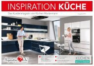INSPIRATION KÜCHE - Magazin