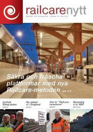 Railcare nyt 2011 (SWE)