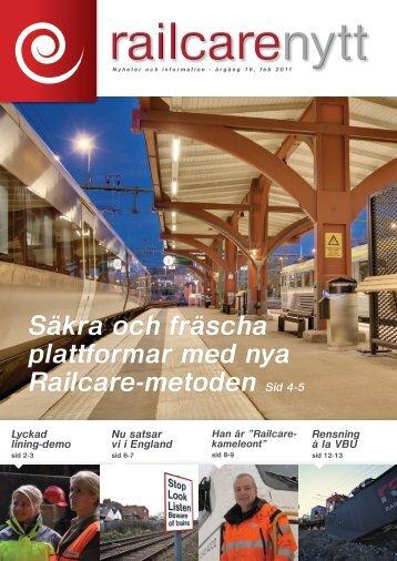 Railcare nyt 2011 (SWE)