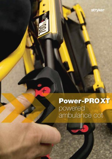 Power-PRO Brochure - Stryker