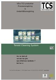 TCS produkter 091106.pdf - Trion Tensid