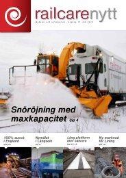Railcarenytt 2012 (SWE)