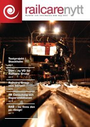Railcare nyt 2007 (SWE)