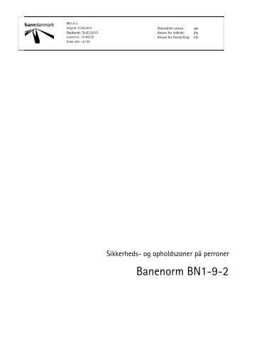 PDF - Banedanmark