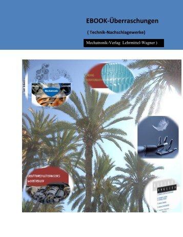 Ebook Ueberraschungen: Technik Nachschlagewerke