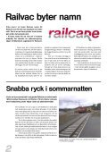 Railcare nyt 2002 - Page 2