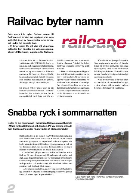 Railcare nyt 2002