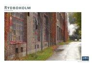 Rydboholm - Borås Stad