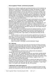 KLangeland historiske planter.pdf - FAGUS