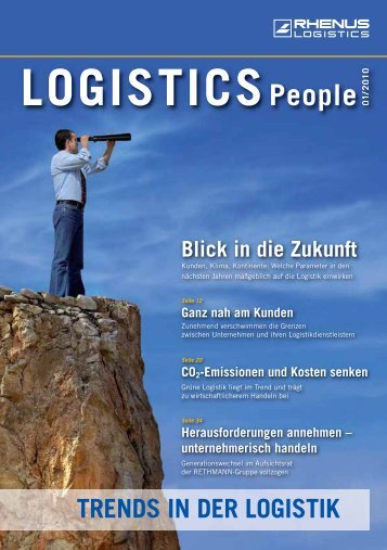 LOGISTICS People - RETHMANN-Gruppe
