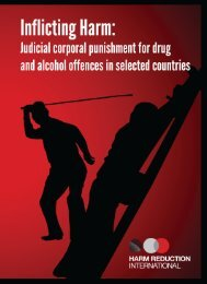 To view the full report please click here - International Harm ...