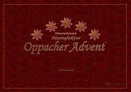 Oppacher Advent