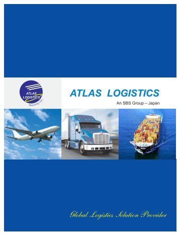 E - brochure - Atlas Logistics