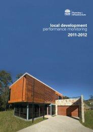 Local Development Performance Monitoring Report 2011-12 - NSW ...