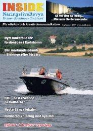 Rutinerad 75-åring mot nya mål Nytt tankställe för ... - insidenr.se