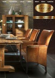 Tische Couchtische Sessel Stühle Möbel Bänke Eckbänke Wildeiche Vintage
