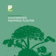 invaderende, fremmede planter - FAGUS