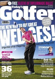 Today's Golfer Issue 334 Preview