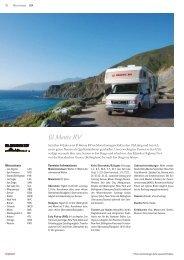 SKYTOURS - Motorhomes: Kanada, USA, Australien und ... - BLS