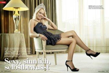 Artikel PDF Interviewseite - Linda Fäh