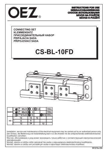 CS-BL-10FD