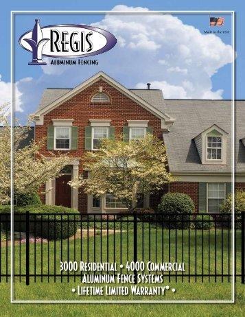 Regis 3000-4000 Brochure - Digger Specialties, Inc.