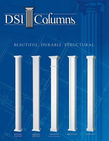 DSI Columns Brochure - Digger Specialties, Inc.