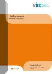 Richtlijn galblaascarcinoom.pdf - NVGIC