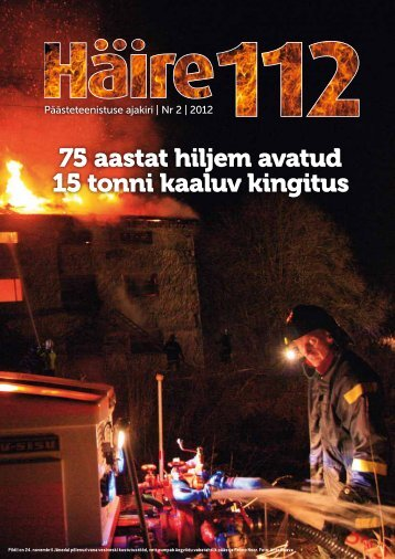Häire 112 2/2012 - Päästeamet