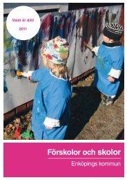 Förskolor och skolor - Enköping