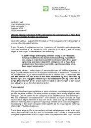 Kommentar til VVM-undersøgelsen for udbygningen af Køge Bugt ...
