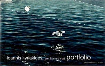 Ioannis Kyriakides Portfolio