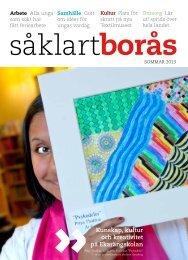 Nummer 2013 sommar för nerladdning - Borås
