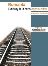 Romania – Railway business opportunities ... - Club Feroviar