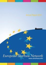Annual Report 2010 - European Shortsea Network