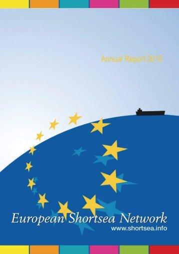 Annual Report 2010 - European Shortsea Network