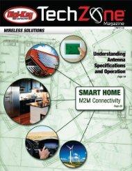 Wireless Solutions TechZone Magazine, March  2011 - Digi-Key