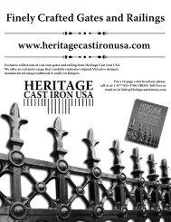 Download Heritage Cast Iron Price List