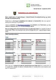 Nyhedsbrev om vagtordningen - september 2012 - Solrød Strands ...