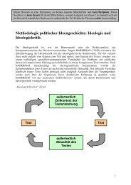 Ideologiekritik - Birgit Sauer