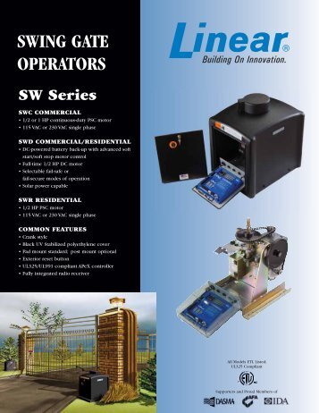 SW APeX Series - Hoover Fence