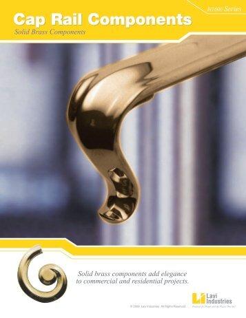 Cap Rail Components - Lavi Industries