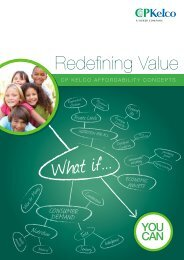 Redefining Value - CP Kelco