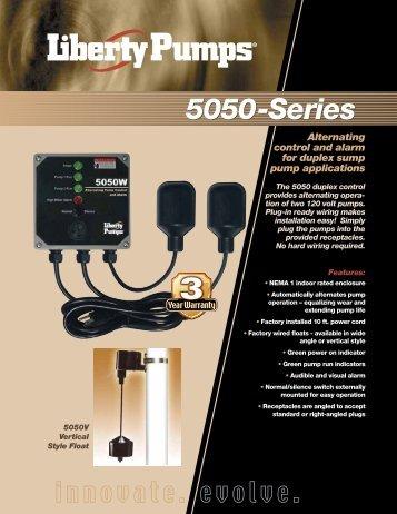 LowPro41LP Liberty Pumps