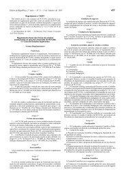 Regulamento Geral dos Ciclos de Estudos conducentes ao grau de ...