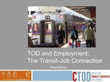 Download presentation PDF - Center for Transit-Oriented ...