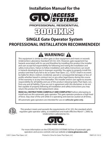 Brn Red Yel Orn G. Installation Manual Gtopro. Wiring. Gto Pro Wiring Diagram At Scoala.co